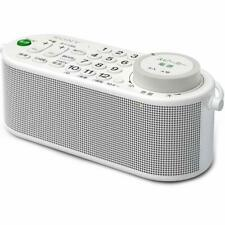 SONY SRS-LSR100 Integrated Portable TV Speaker Remote Control NEW [FROM JAPAN]