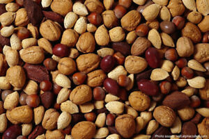 MIXED NUTS IN SHELL 3KG - FREE POST INCLUDED (EXCELLENT FOR SNACKING!!!)