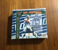 2000 Pacific Revolution Sealed Football Hobby Box-Tom Brady RC Year-SSP 1/1 Box?