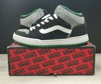 Vans Skink Mid High Top Men's Size 13 Black Grey Green New:Other With Box