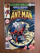 Marvel Premiere 47 (Marvel, 1979) 1st Appearance Of Scott Lang as Ant Man 🔥