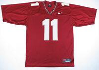 Florida State Seminoles FSU Nike Team Authentic NCAA Football #11 Mens Jersey M