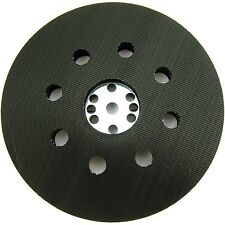 Bosch 125mm SOFT Sanding Pad Plate PEX 400 AE A PEX 12 AE SINGLE screw mount
