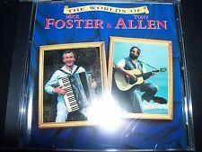 Foster & Allen The World Of (Australia) CD