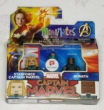 Marvel Minimates Captain Marvel Starforce Korath Figure Walgreens Exclusive Rare