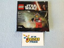 Lego Star Wars 5004408 Rebel A-wing Pilot Polybag New/Sealed/Retired/H2F