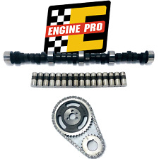Stage 3 HP Camshaft Kit w Timing Set for Chevrolet BBC 427 454 501/501 Lift