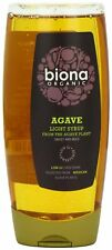 Organic Agave Syrup - Light - 500ml