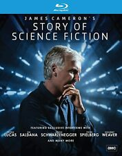 James Cameron's Story of Science Fiction [Blu-ray] Brand New Sealed