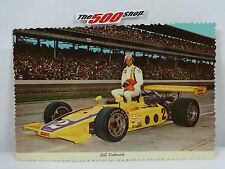 1973 Indianapolis 500 #2 Bill Vukovich Ii Sugaripe Prune Special Postcard