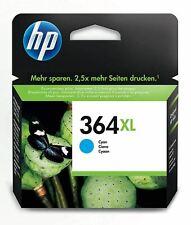 Original HP 364XL Cyan Ink Cartridge - CB323EE (2015 - 2018)