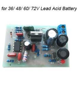 36/48/60/72V Lead Acid Battery Desulfator Module Battery Regenerator Life Extend