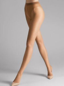 Wolford Tights Luxe 9, 9 Den Tights Transparent, Half Invisible