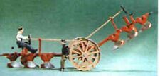 FOWLER BALANCE PLOUGH WITH 6-BLADES - MODEL KIT SCALE 4MM 1:76 '00' GAUGE