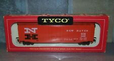 TYCO MANTUA ERROR CAR 50 FT NEW HAVEN LETTERS IN WHITE NOT BLACK NOS