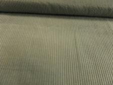 """Hilco Kleiderstoff """"Trend-Cord"""" 140 cm br. 100 % BW  je 50 cm grau"""