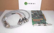 HP / DEC  DNBE1-AB  E1 75 OHM PCI CONTROLLER MODULE WITH ADAPTER CABLE DNBE1-TA