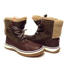 Pajar Iceland Boot Brown Women's EU Size 40 US 9-9.5 New