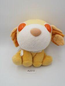 "Yellow Ocha-ken A2510 San-x SEGA 2005 Plush 5"" Stuffed Toy Doll Japan"