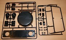 Tamiya 58657 Land Rover Defender 90/CC01, 9004548/19004548 H & K Parts (Grill)
