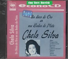 Chelo Silva Un Disco de Oro en sus Bodas de Plata CD New Nuevo sealed