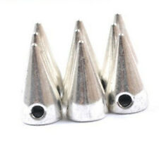 20pcs Tibetan Silver Punk Stud Spike Rivet Beads Making Jewelry 13MM SH2116