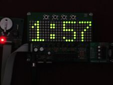 Scrolling Sign 8x24 Red/Green LED PIC Electronic Kit