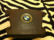 2004 2005 BMW 745 760 DRIVER STEERING WHEEL AIRBAG LH