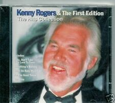 CD BEST OF 17 TITRES--KENNY ROGERS--THE FIRST EDITION