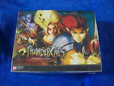 THUNDERCATS 2011 BANDAI - NEW SEALED TRADING CARD BOX