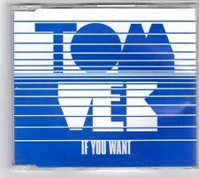 (GO473) Tom Vek, If You Want - 2004 CD