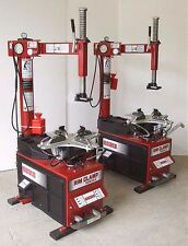 (2) Complete Remanufactured Coats® 5060AX Tire Changers with warranty