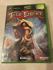 Jade Empire (Microsoft Xbox, 2005) NEW