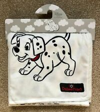 Disney 101 Dalmatians Soft Throw Baby Blanket Christmas Primark new Lucky