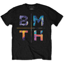Bring Me The Horizon T Shirt Colours Official Licensed Black BMTH Rock Tee XL
