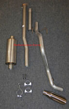 13 - 15 Toyota Tacoma Cat-back Single Exhaust Side Exit - Flowmaster DBX