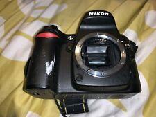 Nikon D80 10.2MP Digital SLR Camera - Black (Body Only)