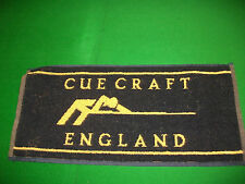 Cue craft pool / Snooker Cue Serviette
