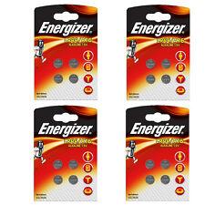 16 x Energizer LR44 A76 AG13 G13A exp piles alcalines 1 357 303.5V: 2020