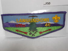 LANGUNDOWI LODGE 46 TWILL FLAP F50
