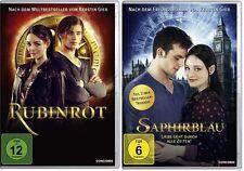 2 DVDs *  RUBINROT + SAPHIRBLAU im SET ~ Teil 1 + 2 # NEU OVP $