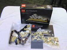 RARE VINTAGE LEGO ARCHITECTURE 21012 Sydney Opera House NEU OVP Production ended