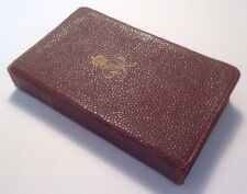 The New Testament - 1937 Coronation Edition - Collins' Vintage Pocket Size