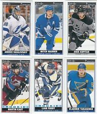 2020-21 O PEE CHEE TALL BOYS  STARTER SET of 25 DIFFERENTS CARDS  LOT 71