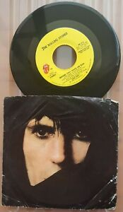 """The Rolling Stones – Before They Make Me Run - 1978 7"""" pic sleeve single 45rpm"""