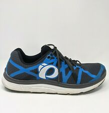 Pearl Izumi Men's EM Road H3 v2 Running Shoe Blue Gray White Size 12.5
