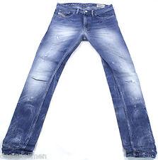 Nuevo 28X32 74Z Diesel Shioner 0074Z Jeans ajustados slim fit regular