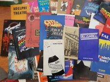 More details for collection of 48 theatre programmes - 1960's to 1990's - all vgc