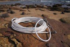 floatline 10m spearfishing 9mm safe designed tube+Dyneema float line by ruminex