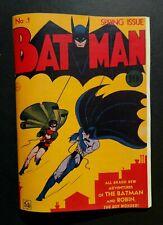 Batman Comics # 1  Golden Age Replica ☆☆☆☆ Classic Cover